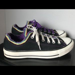 Converse All Star Rainbow Pride low tops sneakers